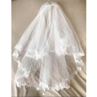 ウエディングベール(ヘッドドレス/ドレス)