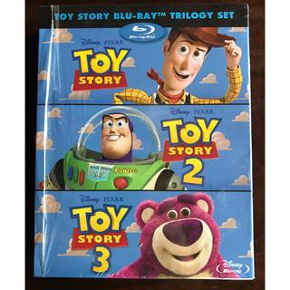 Disney - ディズニー・トイ・ストーリー・ブルーレイ・トリロジー・セット