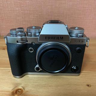 フジフイルム(富士フイルム)の美品) FUJIFILM X-T3 + xf35mm f1.4 R おまけ多数(ミラーレス一眼)