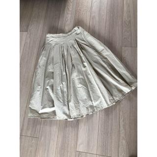 スタディオクリップ(STUDIO CLIP)のスタディオクリップ ボリュームギャザースカート(ひざ丈スカート)