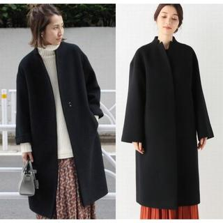 FRAMeWORK - 金子綾 × FRAMeWORK 18AW コート サイズ38 ブラック