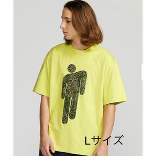 ユニクロ(UNIQLO)のビリー・アイリッシュ x 村上隆UT グリーン(Tシャツ/カットソー(半袖/袖なし))
