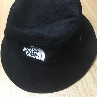 THE NORTH FACE - ノースフェイス コーデュロイハット バケットハット ブラック