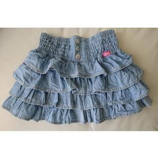 JENNI - SISTER JENNI デニム風スカート 120