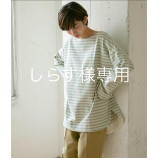 ケービーエフ(KBF)のKBF☆ BIGBIGボーダーTシャツ(Tシャツ(長袖/七分))