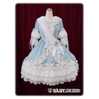 BABY,THE STARS SHINE BRIGHT - baby the stars la robe vert Clair 深澤翠