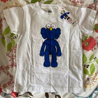 UNIQLO - 新品 ユニクロ KAWS  Tシャツ 120