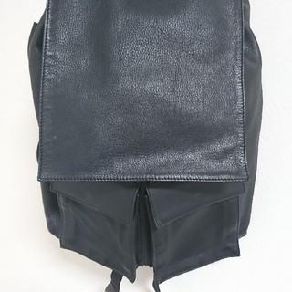 ディオールオム(DIOR HOMME)の専用 Dior Homme レザーリュック ディオールオム バッグ カバン(バッグパック/リュック)