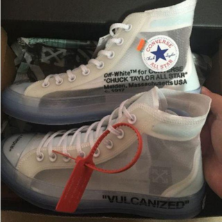 OFF-WHITE - Off-White Converse Chuck Taylor All Star