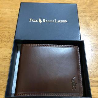 ポロラルフローレン(POLO RALPH LAUREN)のPolo Ralph Lauren・ポロラルフローレン 二つ折り財布(折り財布)