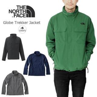 THE NORTH FACE - ノースフェイス グローブトレッカージャケット ナイロン マウンテンパーカー