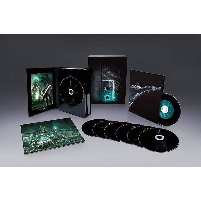 SQUARE ENIX(スクウェアエニックス)のファイナルファンタジー7リメイク オリジナルサウンドトラック【限定版】 エンタメ/ホビーのCD(ゲーム音楽)の商品写真
