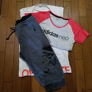 アディダス(adidas)のadidas 3点セット(セット/コーデ)