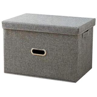収納ボックス 折り畳み (50*35*31cm)(バス収納)