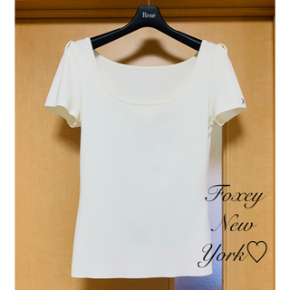 FOXEY - FOXEY NEW YORK♡ ジェリービーンセーター