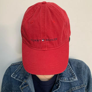TOMMY HILFIGER - TOMMY CAP 男女兼用