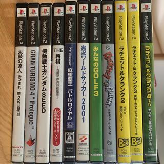 プレイステーション2(PlayStation2)のゲームソフト ジャンク PlayStation2(家庭用ゲームソフト)