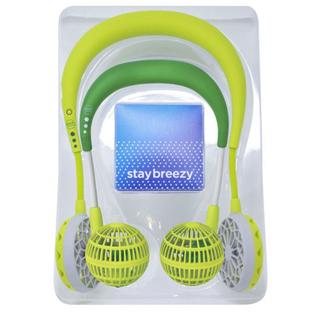 《新品・未使用》ハンズフリー  扇風機 首かけ ファミリー セット(扇風機)
