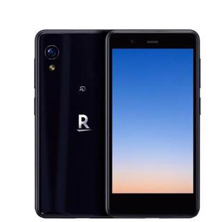 ラクテン(Rakuten)のRakuten Mini ブラック(スマートフォン本体)