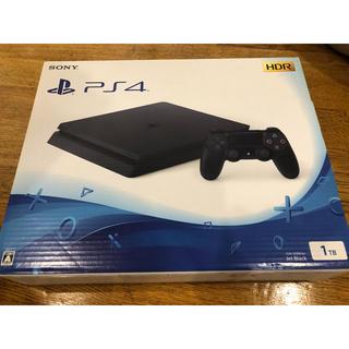 PlayStation4 - PS4 SONY PlayStation4 本体 CUH-2100BB01