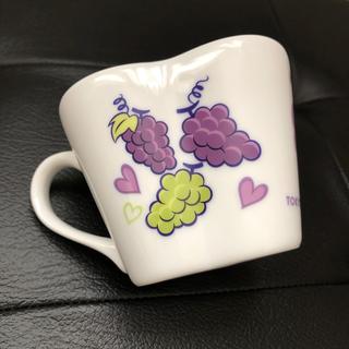 ディズニー(Disney)のミニー マグ グレープ(マグカップ)