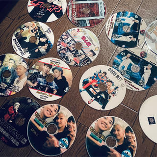 BIGBANG - BIGBANG DVDセット
