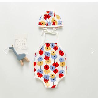 petit main - ◉本日限定お値下げ◉ 韓国子供服 水着 80 90