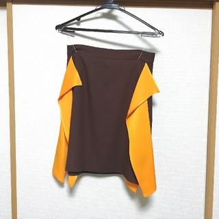 エムエスジイエム(MSGM)のMSGM  スカート 美品(ひざ丈スカート)