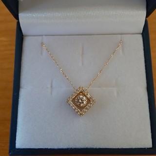 JEWELRY TSUTSUMI - k18 ダイヤモンドネックレス 使い方色々!