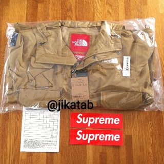Supreme - 送込S Supreme x TNF Cargo Jacket