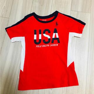 ポロラルフローレン(POLO RALPH LAUREN)のポロラルフローレンのトップス  130サイズ(Tシャツ/カットソー)