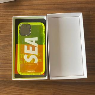アイフォーン(iPhone)のiphone 11 Pro impact case wind and sea(iPhoneケース)