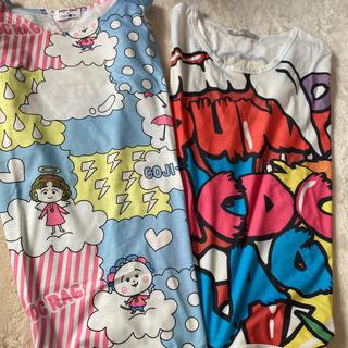 エーシーディーシーラグ(ACDC RAG)のACDC RAG Tシャツ 2枚セット(Tシャツ(半袖/袖なし))