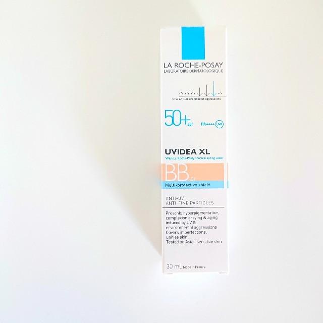 LA ROCHE-POSAY(ラロッシュポゼ)のラロッシュポゼ UVイデア XL プロテクションBB 01 ライト 新品未使用 コスメ/美容のベースメイク/化粧品(BBクリーム)の商品写真