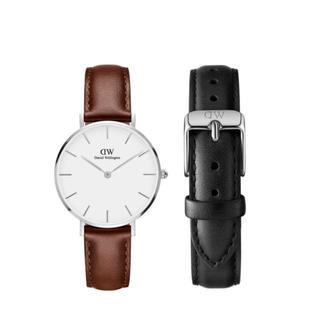 ダニエルウェリントン(Daniel Wellington)の新入荷【32㎜】ダニエルウェリントン腕時計DW187+ベルトSET〈3年保証付〉(腕時計)