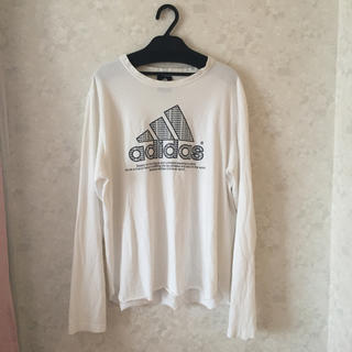 アディダス(adidas)のアディダス メンズロンT(Tシャツ/カットソー(七分/長袖))