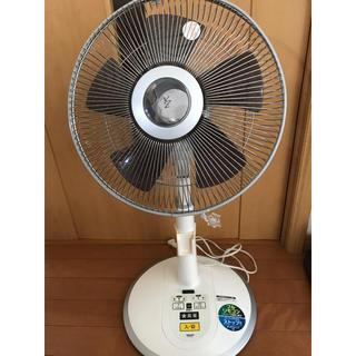 ヤマゼン(山善)の扇風機 YAMAZEN山善 YLX-DT301 30cmリビング扇 2013年製(扇風機)