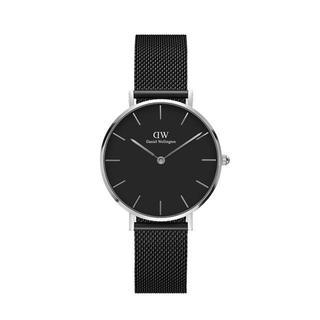 ダニエルウェリントン(Daniel Wellington)の【32㎜】ダニエル ウェリントン腕時計DW00100202《3年保証付》シルバー(腕時計)