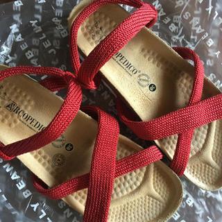 アルコペディコ(ARCOPEDICO)のスポーツ サンダル   24.5(サンダル)