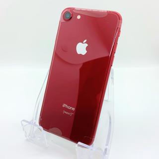 アイフォーン(iPhone)の【新品未使用】SIMフリー☆iPhone8  64GB プロダクトレッド(スマートフォン本体)