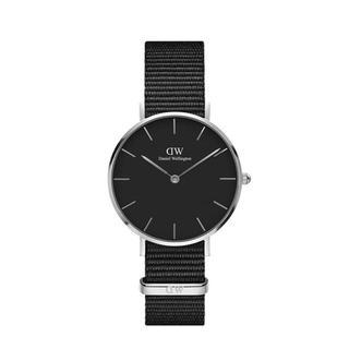 ダニエルウェリントン(Daniel Wellington)の【32㎜】ダニエルウェリントン腕時計DW00100216 ⦅3年保証付⦆シルバー(腕時計)