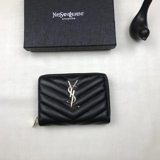Yves Saint Laurent Beaute - ★イヴサンローラン小銭♪入れ 二つ折り 財♥布 早い者勝ち!