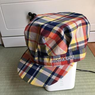 モンベル(mont bell)のモンベル キャップ(帽子)