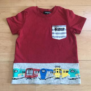 kladskap - クレードスコープ   電車 Tシャツ 100
