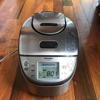三菱電機 - 三菱電機 圧力IH炊飯器5.5合 NJ-10GE6