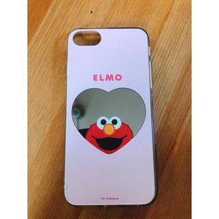 エルモスマホケース iPhone7/8(iPhoneケース)