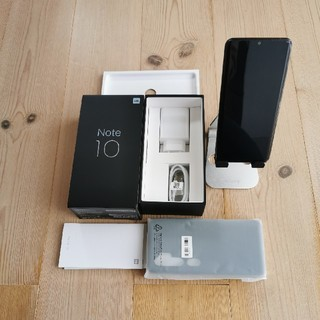 Xiaomi(シャオミ) Mi Note 10(スマートフォン本体)