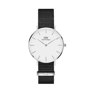 ダニエルウェリントン(Daniel Wellington)の【32㎜】ダニエルウェリントン腕時計DW00100254 ⦅3年保証付⦆シルバー(腕時計)