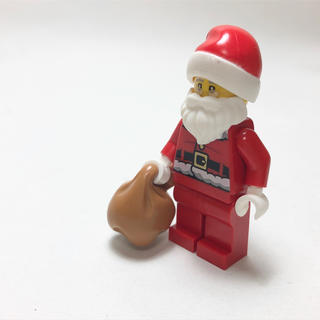 Lego - 【新品未使用】レゴ LEGO ミニフィグ サンタ サンタクロース