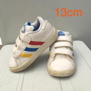 アディダス(adidas)のadidas アディダス スタンスミス 13cm ベビー キッズ(スニーカー)
